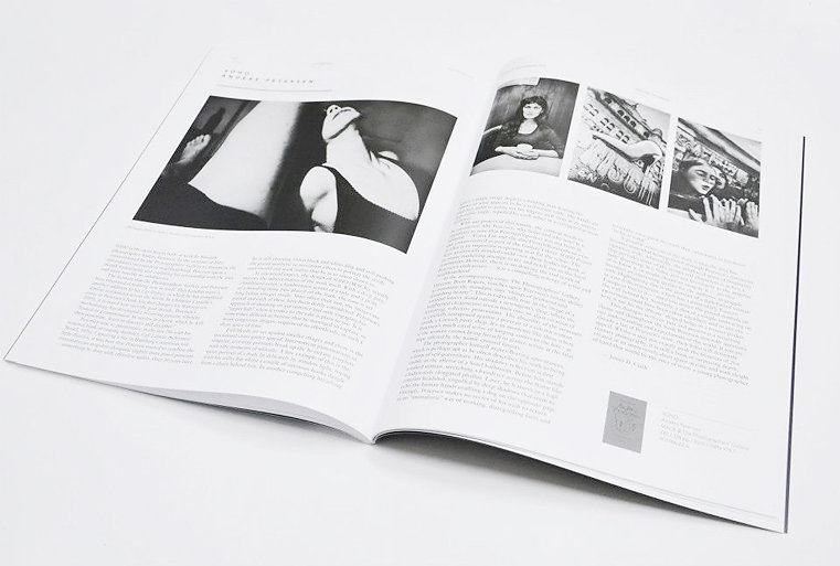 Anders Petersen. Soho, Extended Book Review. Hotshoe Magazine, August 2012.