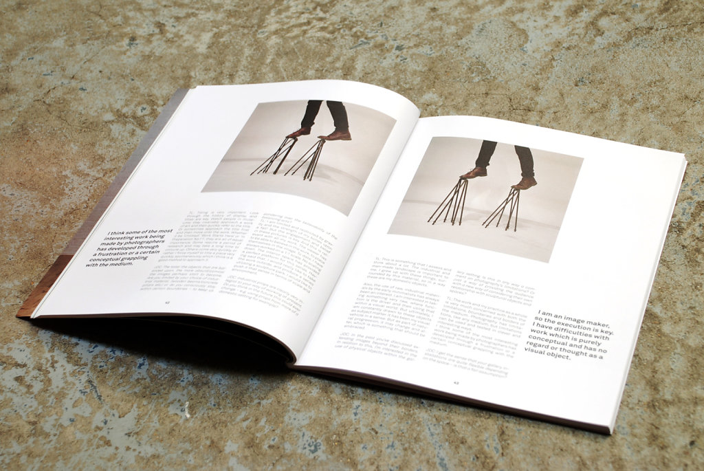 Tom Lovelace interview. Of The Afternoon. Issue 5, March 2014