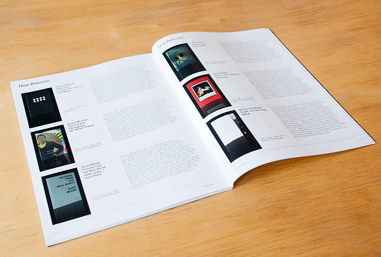 New Releases Book Reviews. Hotshoe Magazine, June 2013