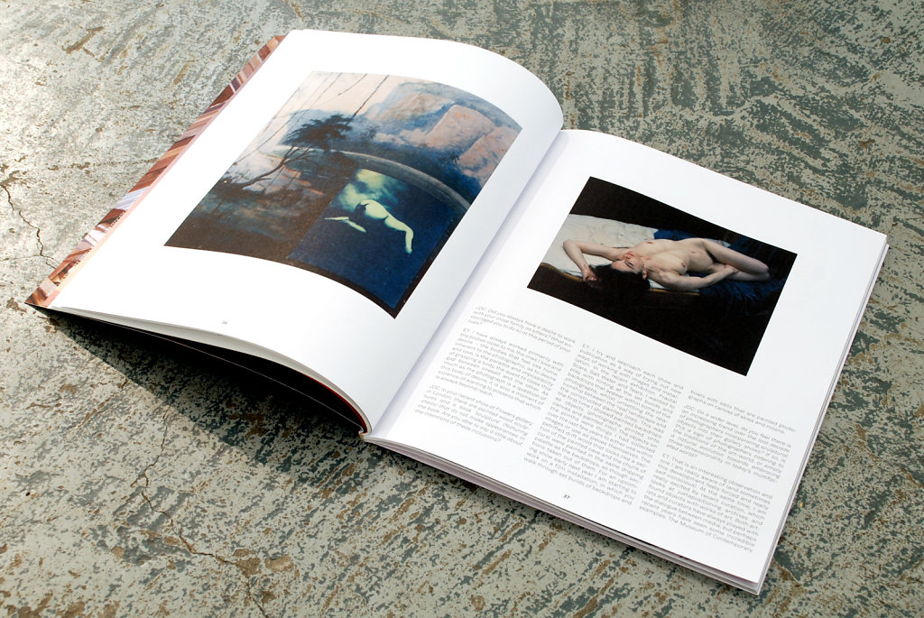 Esther Teichmann interview, Of The Afternoon, Issue 6, August 2014