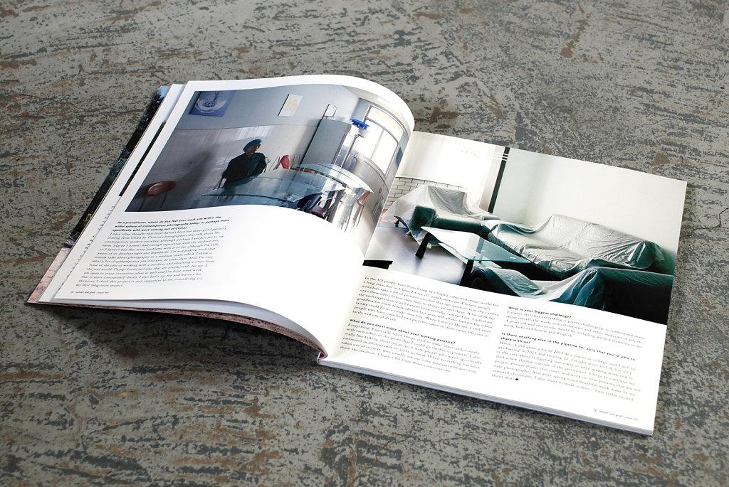 Ke Peng Interview, Splash & Grab Issue 2